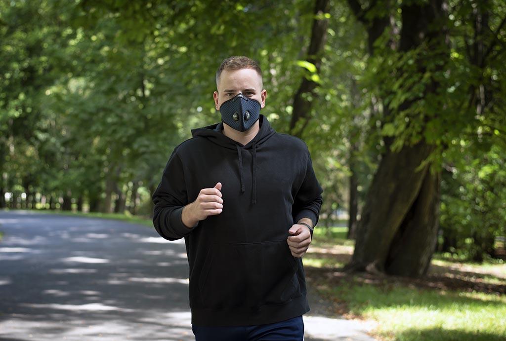 Najlepsza maska antysmogowa do biegania